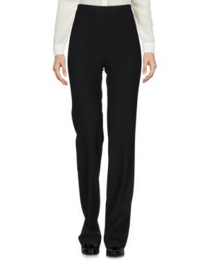 Повседневные брюки LA KORE. Цвет: черный