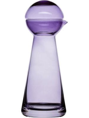 Графин малый Sagaform. Цвет: фиолетовый