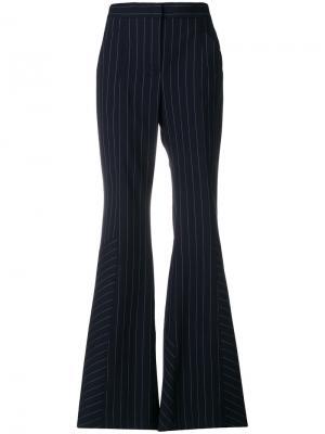 Расклешенные брюки Dorothee Schumacher. Цвет: синий