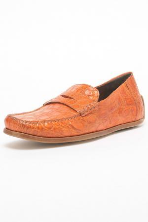 Мокасины Zonkey Boot. Цвет: оранжевый