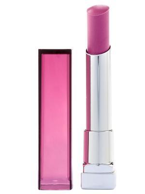 Помада для губ Шепот цвета, оттенок 150, Фуксия - моя слабость, 3,6 г Maybelline New York. Цвет: розовый