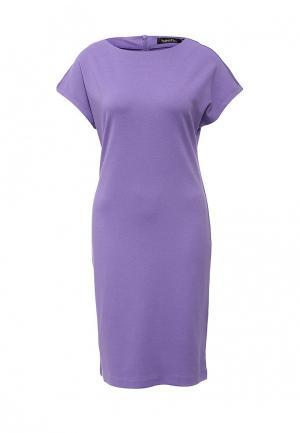Платье Bestia. Цвет: фиолетовый