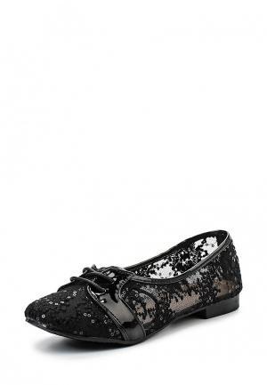 Ботинки L.Day. Цвет: черный