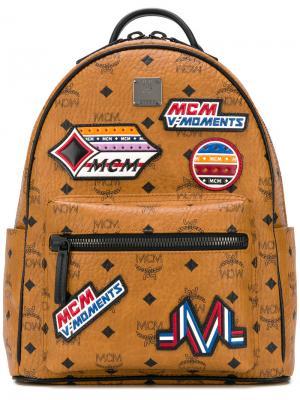 Рюкзак Stark Victory MCM. Цвет: коричневый