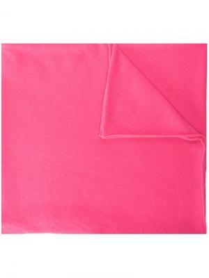 Шарф No 15 Extreme Cashmere. Цвет: розовый и фиолетовый