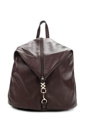 Рюкзак Johnny &. Цвет: коричневый