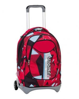 Рюкзаки и сумки на пояс SEVEN. Цвет: красный