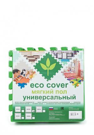 Пазл Eco Cover. Цвет: зеленый
