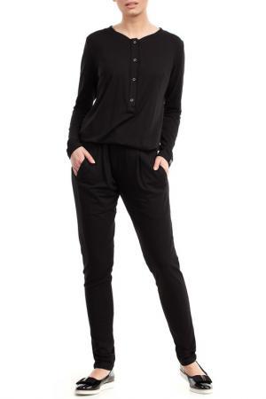 Jumpsuit BeWear. Цвет: black