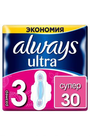 Гигиенические прокладки, 30 шт ALWAYS. Цвет: none