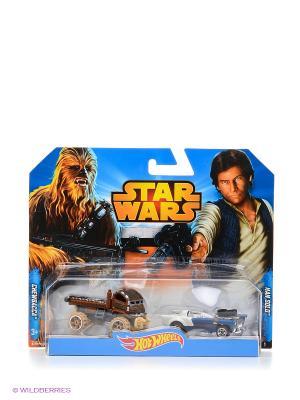 Набор Базовых машинок Серия Star Wars Hot Wheels. Цвет: коричневый