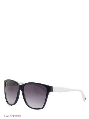 Солнцезащитные очки IS 11-285 20P Enni Marco. Цвет: черный, белый, темно-синий