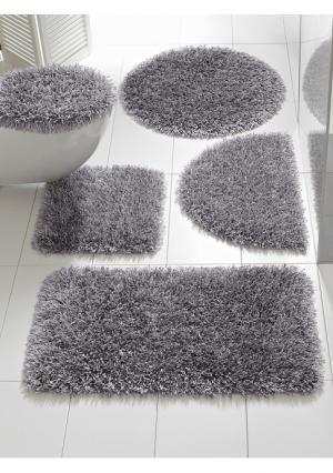 Коврик для ванной Heine Home. Цвет: бирюзовый, темно-синий