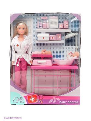 Штеффи Детский доктор Simba. Цвет: розовый