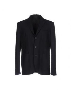 Пиджак J. LINDEBERG. Цвет: темно-синий