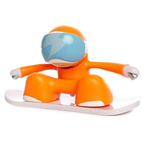 Игрушка  Snowboarder Orange Chuckbuddies. Цвет: оранжевый
