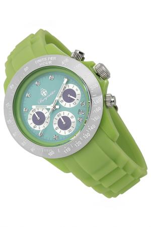 Quartz watch Burgmeister. Цвет: green and silver