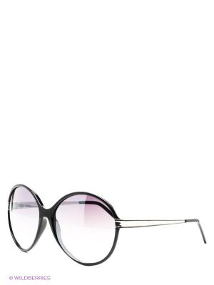 Солнцезащитные очки GF Ferre. Цвет: лиловый, черный