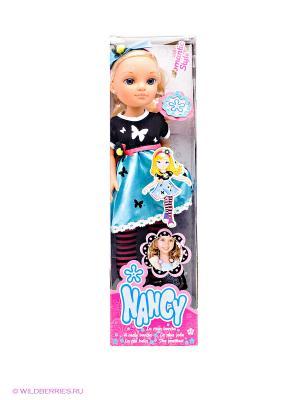 Кукла Нэнси Famosa. Цвет: розовый