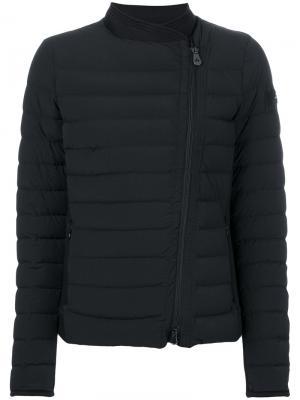 Стеганая куртка Peuterey. Цвет: чёрный