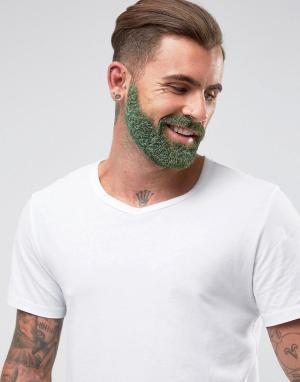 Men's Society Набор с блестками для ухода за бородой Mens. Цвет: бесцветный