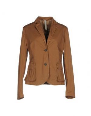 Пиджак NOVEMB3R. Цвет: светло-коричневый