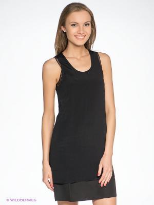 Платье MEXX. Цвет: черный