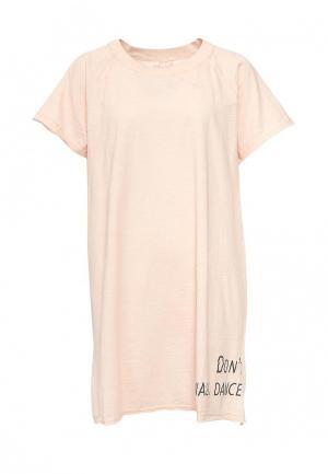 Платье Dimensione Danza. Цвет: розовый