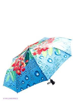 Зонт Flioraj. Цвет: красный, синий