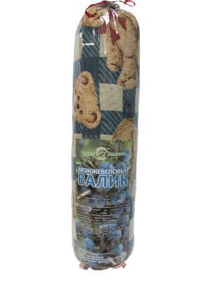 Валик можжевеловый Травы Кавказа. Цвет: синий