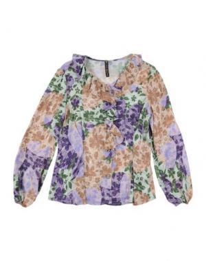 Pубашка MANILA GRACE. Цвет: бежевый