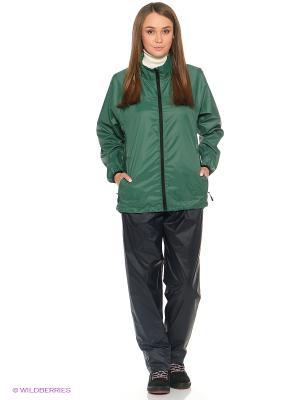 Куртка Classic Mac in a sac. Цвет: темно-зеленый