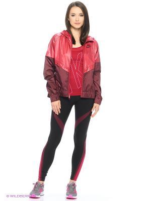 Ветровка W NSW WR JKT Nike. Цвет: красный