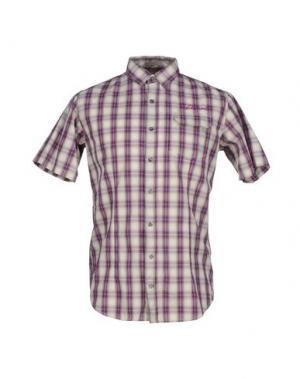 Pубашка ZU+ELEMENTS. Цвет: бежевый