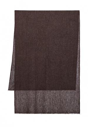 Палантин Michel Katana. Цвет: коричневый