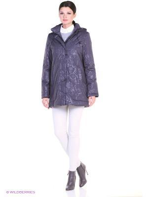 Куртка SANNI Maritta. Цвет: темно-фиолетовый