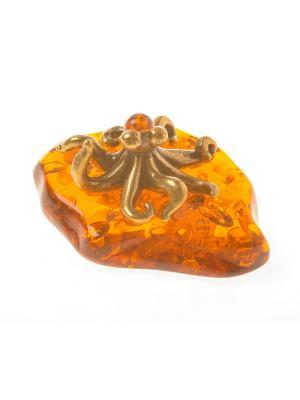 Фигура Осьминог Aztek. Цвет: желтый, коричневый, светло-оранжевый