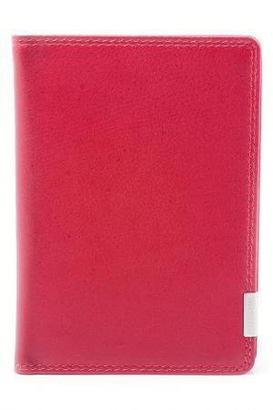 Портмоне для документов Bodenschatz. Цвет: красный