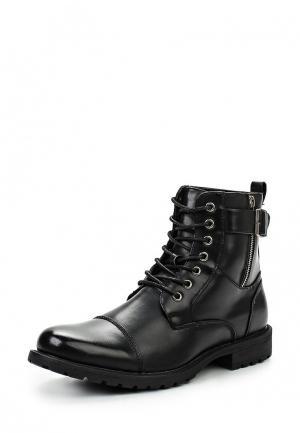Ботинки G-L-X. Цвет: черный