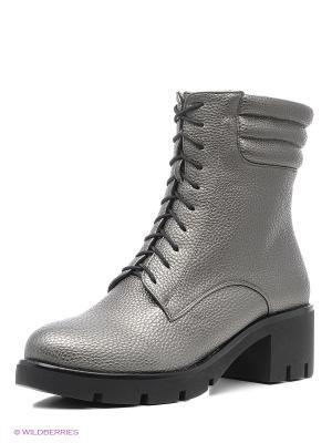Ботинки Wilmar. Цвет: серебристый