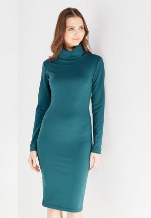 Платье SK House. Цвет: бирюзовый