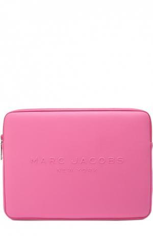 Чехол для ноутбука Marc Jacobs. Цвет: фуксия