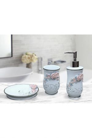Набор для ванной Sofi De Marko. Цвет: синий
