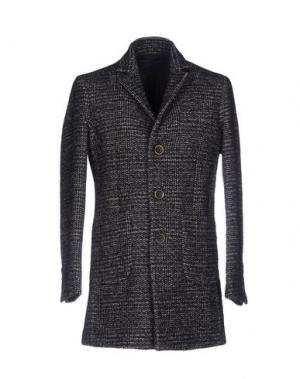 Пальто ORIGINAL VINTAGE STYLE. Цвет: темно-синий