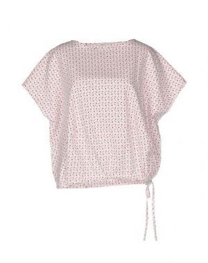 Блузка A.B APUNTOB. Цвет: белый