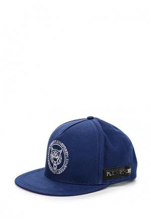 Бейсболка Plein Sport. Цвет: синий