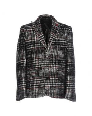 Пиджак SSEINSE. Цвет: черный