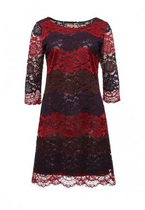 Платье Sweet Miss. Цвет: красный