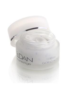 Питательный крем 24 часа с микросферами ELDAN cosmetics. Цвет: белый