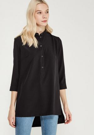 Блуза Shelter. Цвет: черный